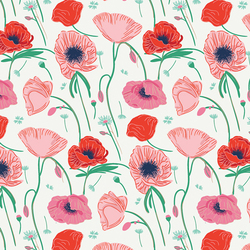 Poppy Hill in Flowerette