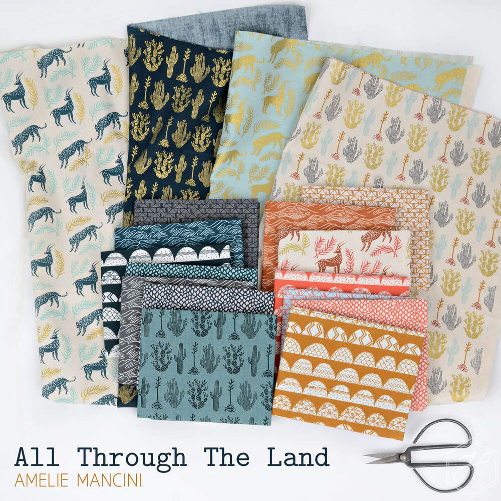 All Through the Land Poster Image