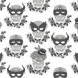 Masquerade in Noir