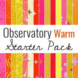 Observatory Starter Pack in Warm