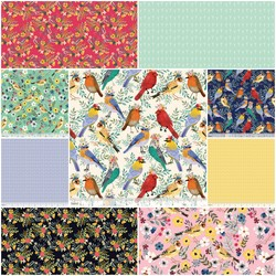 Birdie Collection Fat Quarter Bundle