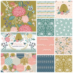 Nectar Fat Quarter Bundle in Sweet