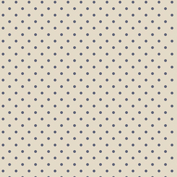 Petits Dots in Creme
