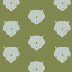Triceratops in Olive