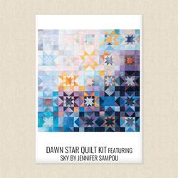 Dawn Star Quilt Kit