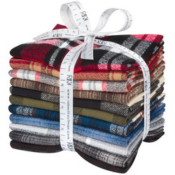 Mammoth Flannel Fat Quarter Bundle in New Colors 2019
