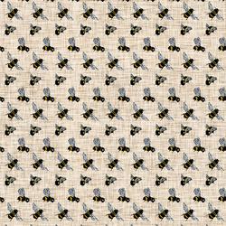 Honeybee in Linen