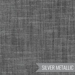 Manchester Yarn Dyed Metallic in Onyx