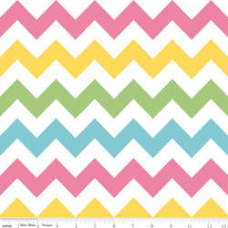 Medium Chevron in Girl
