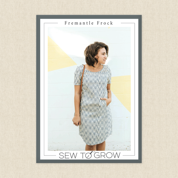 Fremantle Frock Sewing Pattern
