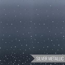Ombre Fairy Dust Metallic in Indigo