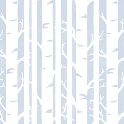 Birches in Cirrus