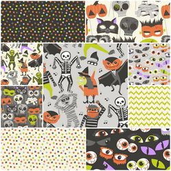 Boo Bash Fat Quarter Bundle