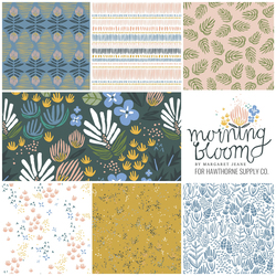 Morning Bloom Fat Quarter Bundle