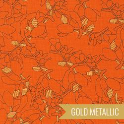 Flora in Orangeade