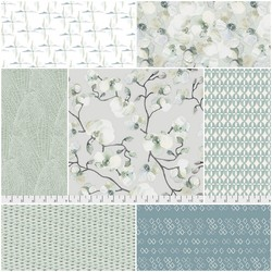Reverie Kaolin Fat Quarter Bundle