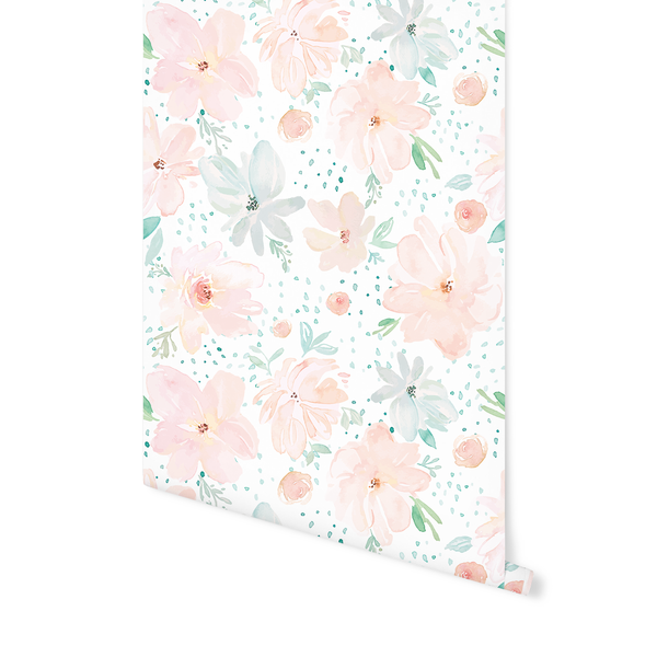 May Flowers In April Showers Wallpaper By Indy Bloom Hawthorne