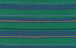 Alternating Stripe in Teal