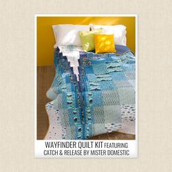 Making Waves Quilt Kit