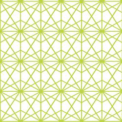 Terrarium in Lime on White