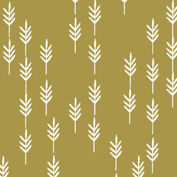 Wild Field in Gold