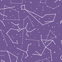 Star Charts in Ultra Violet