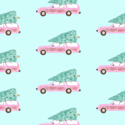 Christmas Vacation in Minty