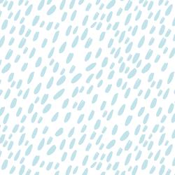 Spring Rain in Hydrangea Blue