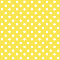 Polka Dots in Dandelion