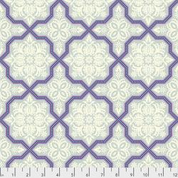 Tile Flourish in Jade