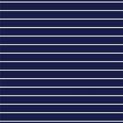 Stripe Knit in Navy