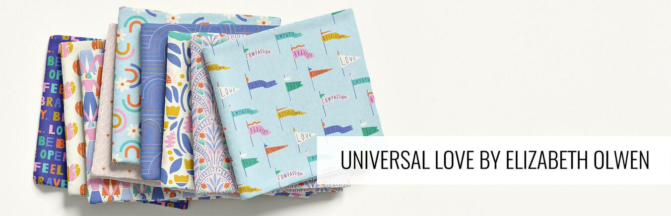 Universal Love by Elizabeth Olwen