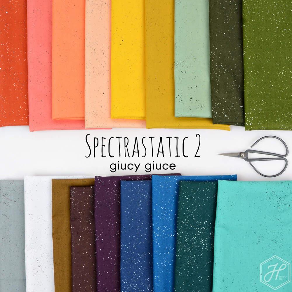 Spectrastatic II Poster Image