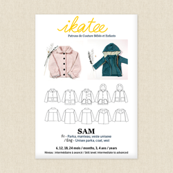 Sam Parka, Coat, Jacket and Vest - Baby