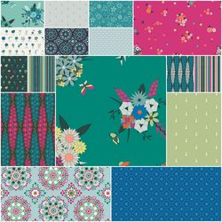 Loved To Pieces Fat Quarter Bundle