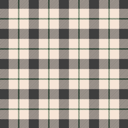 Tartan Plaid in Sweet
