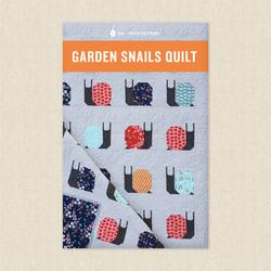 Garden Snails Quilt