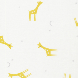 Little Giraffes Gauze in Soft