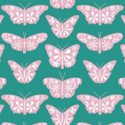 Butterfly Migration in Jade