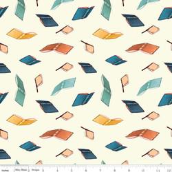 Books in Cream