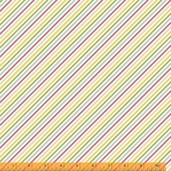 Diagonal Stripe in Multi