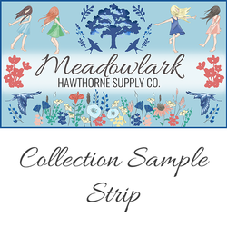 Meadowlark Sample Strip
