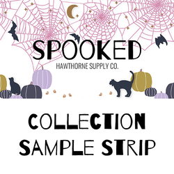 Spooked Sample Strip