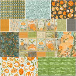 Fall Goodness Fat Quarter Bundle