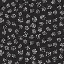 Circle Geo in Black