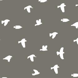 Flock Silhouette in Greige