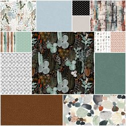 Desert Wilderness Fat Quarter Bundle