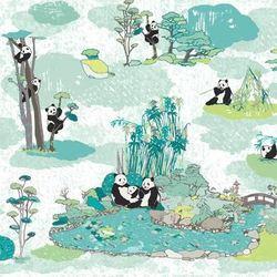 Pandagarden in Recess