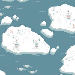 Snowy Isle in Marine