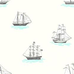 My Favorite Ship in Seafoam